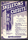 When Skeletons Come Out of Their Closets by Dr John R Rice