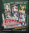 2017 TOPPS COMPLETE BASEBALL FACTORY SET LEGEND CHROME 5 ROOKIE VARIATIONS