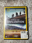 National Geographic Birth of Civilization DVD 2008 NEW Sealed