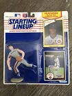 1990 Starting Lineup RON DARLING sports Figurine Ny Mets Rare LOOK MLB
