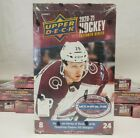 Upper Deck Hockey Extended Series Hobby Box Factory Sealed NEW 2020 21 NHL