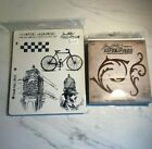 Tim Holtz Collection Stampers Anonymous Alterations Sizzix Card Making