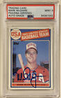Mark McGwire Cards, Rookie Card and Autographed Memorabilia Guide 45