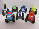 Blaze and the Monster Machines Diecast Truck Lot of 7 Gus Darington Squirrel