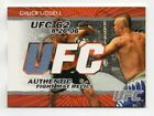 Chuck Liddell Cards, Rookie Cards and Autographed Memorabilia Guide 22