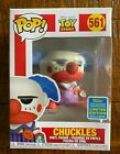 Funko Pop! Toy Story Chuckles #561 2019 SDCC Summer Convention Exclusive
