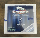 2020-21 Topps Chrome Sapphire Edition UEFA Champions League Soccer Cards 35