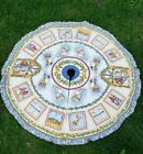 Dianna Marcum Nativity Pattern Completed Quilted Christmas Tree Skirt