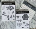 Stampin Up Rooted In Nature Stamp Sets Parts 1 2 Natures Roots Dies Bundle