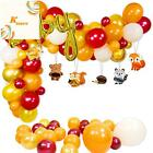 Woodland Baby Shower Decorations Woodland Balloons Baby balloon Confetti Bal