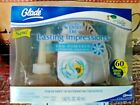 GLADE Plugins LASTING IMPRESSIONS Scented oil FAN powered WARMER WITH REFILLS