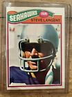 Top 10 Steve Largent Football Cards 21