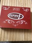 2021 Sage Aspire Football Hobby Box Factory Sealed NEW IN STOCK