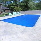 Solar Swimming Pool Cover In Ground 18 X 36 Ft Rectangular Heavy Duty Outdoor