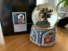 RARE Harry Potter Snow Globe Collectible San Fransisco Music Box Goblet Of Fire