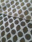 Vintage Fabric Reversible Cotton Flannel Sewing Craft