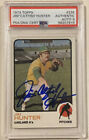 Catfish Hunter Cards, Rookie Card and Autographed Memorabilia Guide 34