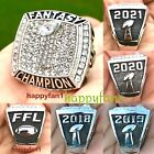 Celebrate Fantasy Football Glory with a Championship Ring, Trophy or Belt 8