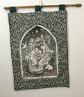 NWT Willow Tree Nativity MaryJesus Wall Hanging Tapestry Banner Christmas Decor