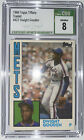 1984 Topps Traded Tiffany Dwight Gooden #42T Rookie CSG 8 NM Mint