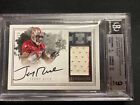 2016 Impeccable 2 Color Game Worn Patch JERRY RICE ON CARD AUTO 2 10 Autograph
