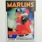 Jose Fernandez Rookie Cards and Prospect Card Guide 21
