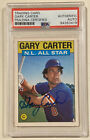 Gary Carter Cards, Rookie Cards and Autograph Memorabilia Guide 41