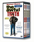 NEW The Awful Truth 1999 Michael Moore Season 1 and 2 COMPLETE Series 4 dvd SET