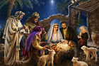 Christian Jesus Puzzles for Adults Kids 1000 Piece Religious Holy Nativity Sce