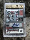 Albert Pujols BGS 9.5 2005 Ultimate 10 Auto Autograph Serial 5 - Strong Subs