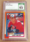 Larry Walker Rookie Cards Checklist and Autographed Memorabilia Guide 12