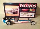 Malone Art 1 24 diecast The Diggers 1320 Art Malone US 1 TT1306 dragster new
