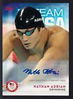 2016 Topps US Olympic and Paralympic Team Hopefuls Trading Cards 10