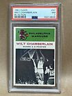 Wilt Chamberlain Cards and Autographed Memorabilia Guide 21