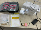 Baby Lock Acclaim Air Threading Serger BLES4 With Extra Feet Serviced