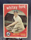 Top 10 Whitey Ford Baseball Cards 31