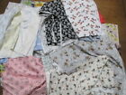 Quilt fabric Box of Assorted Disney fabric remnants 105 yards +