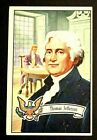 1956 Topps US Presidents Trading Cards 5
