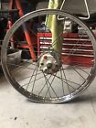 Front Wheel Rim Hub 17 Puch Maxi Moped