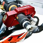ToolWRX Motorcycle Lock Best Quality Heavy Duty Anti Theft Mopeds Scooters NEW