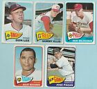 1965 Topps Football Cards 35