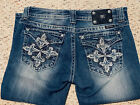 miss me jeans 30 Cropped