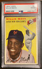 Top 10 Willie Mays Baseball Cards 20