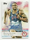 2012 Topps U.S. Olympic Team and Olympic Hopefuls Trading Cards 30
