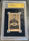 Georges Vezina Cards, Rookie Card and Memorabilia Guide 3