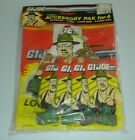 Unique 1986 GI Joe Birthday Party Accessory Pack Blowout Hat Loot Bag Candy Cup