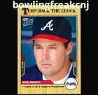 Greg Maddux Cards, Rookie Cards and Memorabilia Guide 15