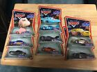 Disney Pixar Cars Supercharged Lot of Eight Diecast