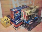 Lot of 5 Team Caliber Action Racing Collectibles Nascar 124 Die Cast Limited