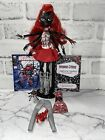 Wydowna Spider Webarella Power Ghouls Monster High Doll COMPLETE SDCC